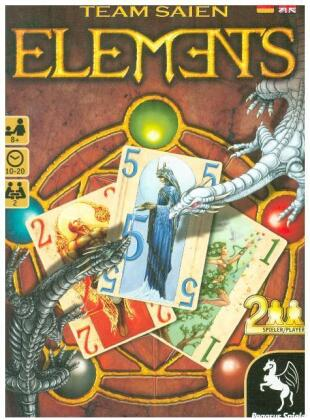 Elements - Kartenspiel