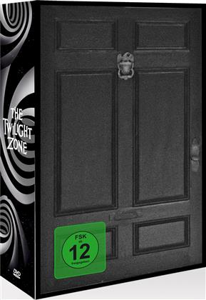 The Twilight Zone - Die komplette Serie (s/w, 30 DVDs)