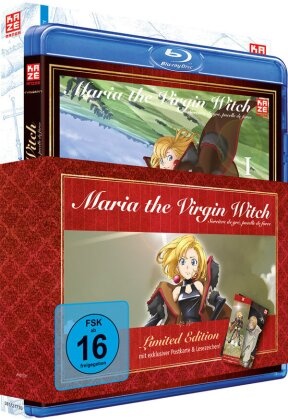 Maria the Virgin Witch - Staffel 1 - Vol. 1 (+Manga Band 1, Limited Edition)