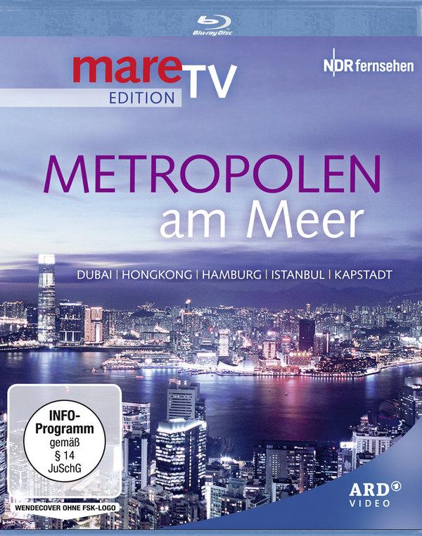 Mare TV - Metropolen am Meer (2 Blu-rays)