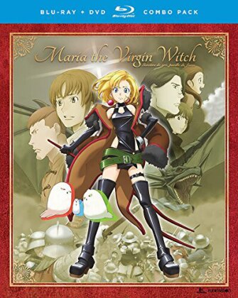 Maria the Virgin Witch - The Complete Series (2 Blu-rays + 2 DVDs)