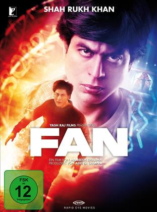 Fan (2016) (Digibook, Limited Special Edition, Blu-ray + DVD)