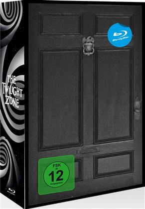 The Twilight Zone - Die komplette Serie (s/w, 30 Blu-rays)