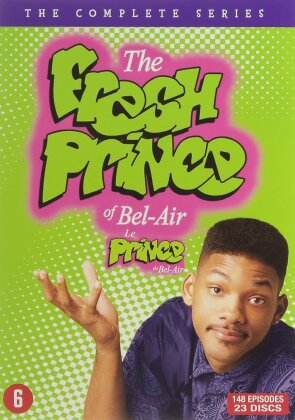 Le Prince de Bel-Air - Saisons 1-6 (23 DVDs)