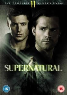 Supernatural - Season 11 (6 DVDs)