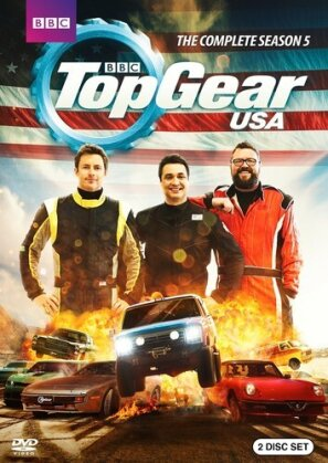 Top Gear USA - Season Five (BBC, 2 DVDs)