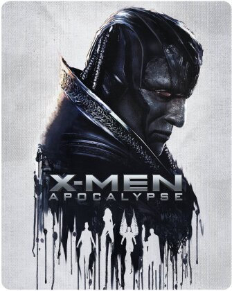X-Men: Apocalypse (2016) (Limited Edition, Steelbook)