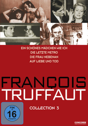 François Truffaut - Collection 3 (4 DVDs)