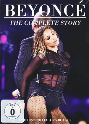 Beyoncé - The Complete Story (Collector's Box Set, Inofficial, DVD + CD)
