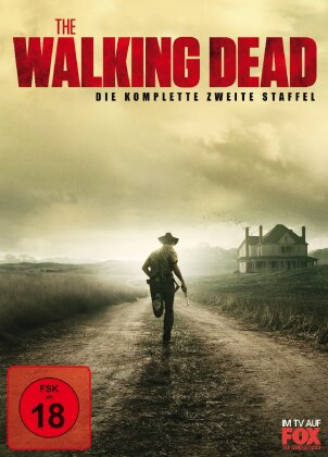 The Walking Dead - Staffel 2 (Limited Edition, Uncut, 3 DVDs)