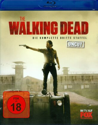 The Walking Dead - Staffel 3 (Limited Edition, Uncut, 5 Blu-rays)
