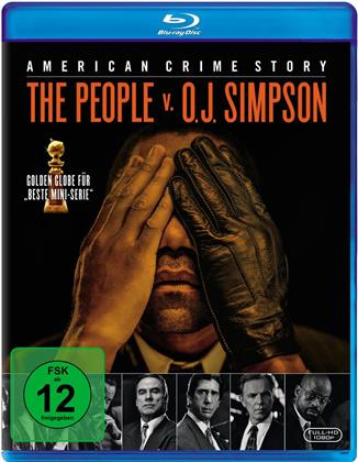American Crime Story - Staffel 1 - The People v. O.J. Simpson (3 Blu-rays)