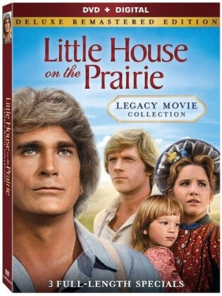 Little House On The Prairie - Legacy Movie Collection (2 DVDs)