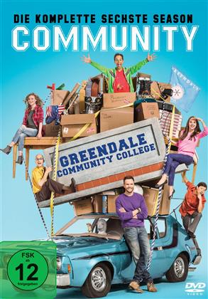 Community - Staffel 6 (2 DVDs)