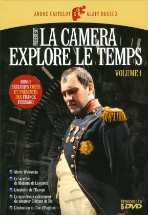 La caméra explore le temps - Volume 1 (s/w, 5 DVDs)