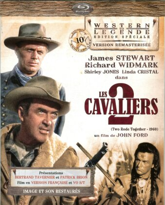 Les 2 cavaliers (1961) (Western de Legende, Remastered, Special Edition)