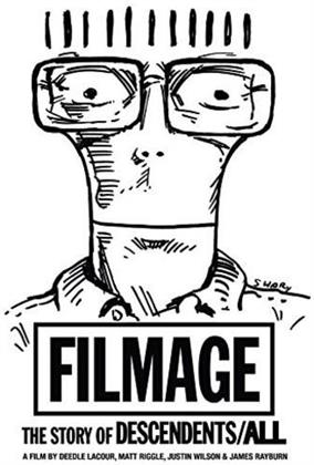 Filmage - The Story of Descendents/All (2013) (Blu-ray + DVD)