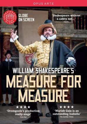 Shakespeare - Measure For Measure (Opus Arte, Shakespeare's Globe) - Globe Theatre