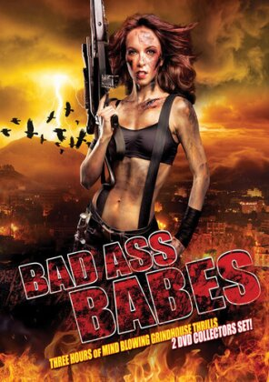 Bad Ass Babes (Collector's Edition, 2 DVDs)