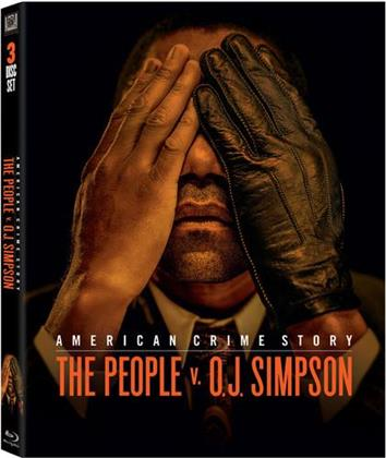 American Crime Story - People V Oj Simpson (Widescreen, 3 Blu-rays)