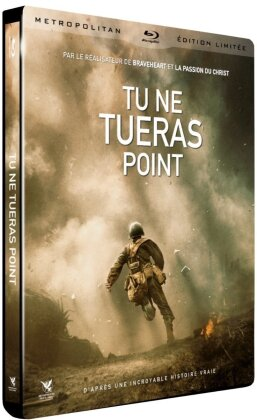 Tu ne tueras point (2016) (Limited Edition, Steelbook)