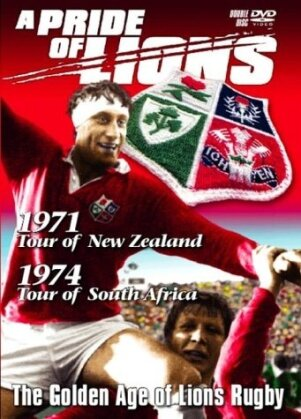 A Pride of Lions - 1971 and 1974 Tours