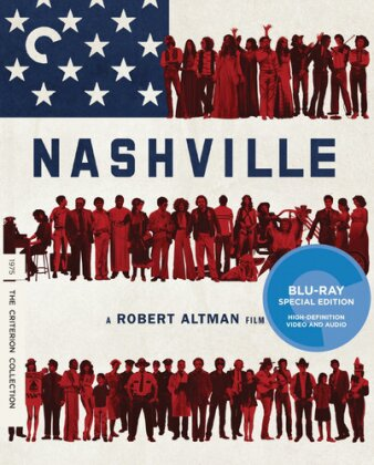Nashville (1975) (Criterion Collection, Restaurierte Fassung, Special Edition)