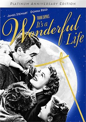 It's a Wonderful Life (1946) (Platinum Anniversary Edition, Repackaged, 2 DVDs)