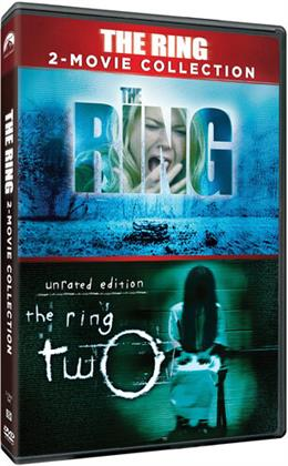 The Ring - 2-Movie Collection - The Ring / The Ring Two - Unrated Edition (2 DVDs)