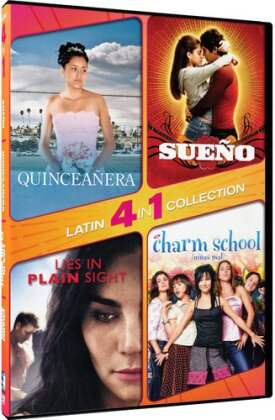 4 In 1 Latin Collection - Sueno / Quinceanera