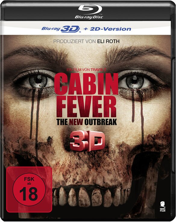 Cabin Fever - The New Outbreak (2016) (Uncut)