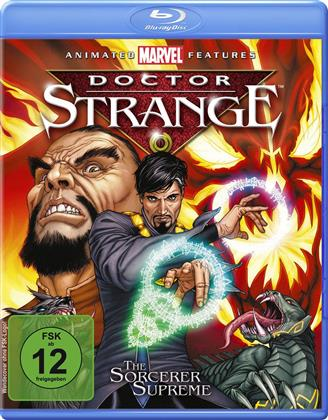 Doctor Strange - The Sorcerer Supreme (2007) (Animated Marvel Features)