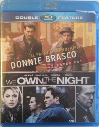 Donnie Brasco / We Own the Night - Double Feature
