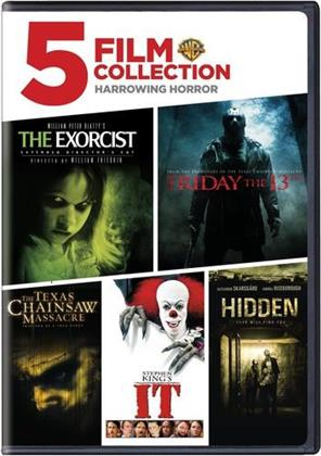 5 Film Collection - Harrowing Horror (5 DVDs)