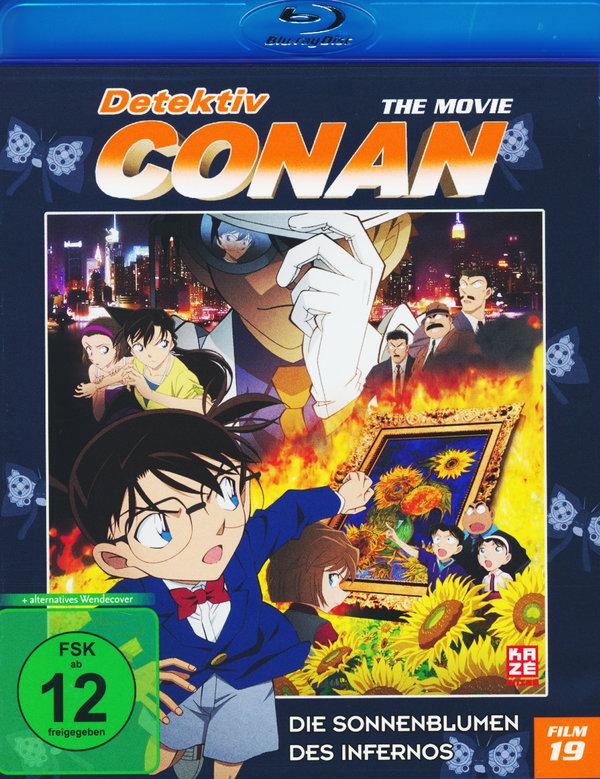 Detektiv Conan (2015) - 19. Film: Die Sonnenblumen des Infernos