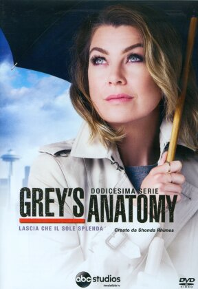 Grey's Anatomy - Stagione 12 (6 DVDs)