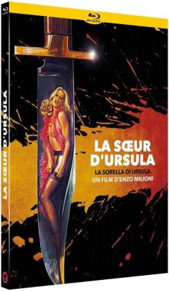 La soeur d'Ursula (1978) (Digibook, Limited Edition, Blu-ray + DVD)