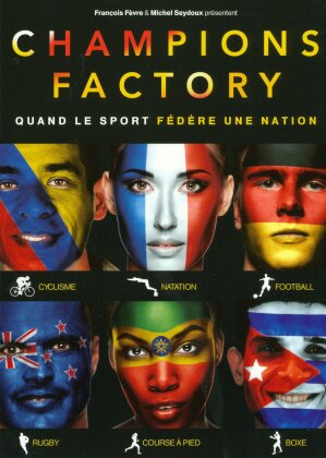Champions Factory (Digibook, 3 DVDs)