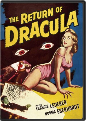 Return Of Dracula - Return Of Dracula / (Mono) (1958) (s/w)