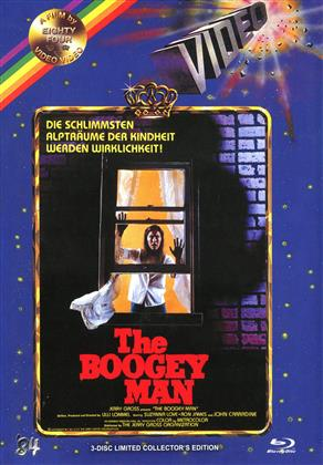The Boogey Man (1983) (Cover A, Limited Collector's Edition, Mediabook, Blu-ray + DVD + CD)
