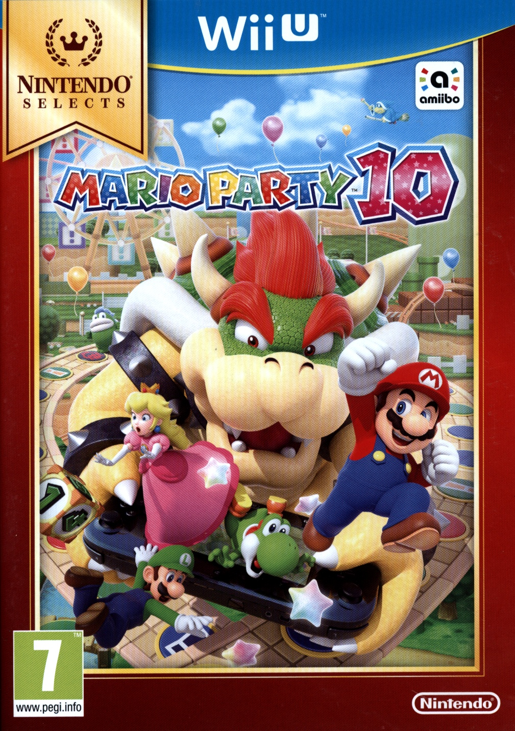 Bild Mario Party 10 Selects