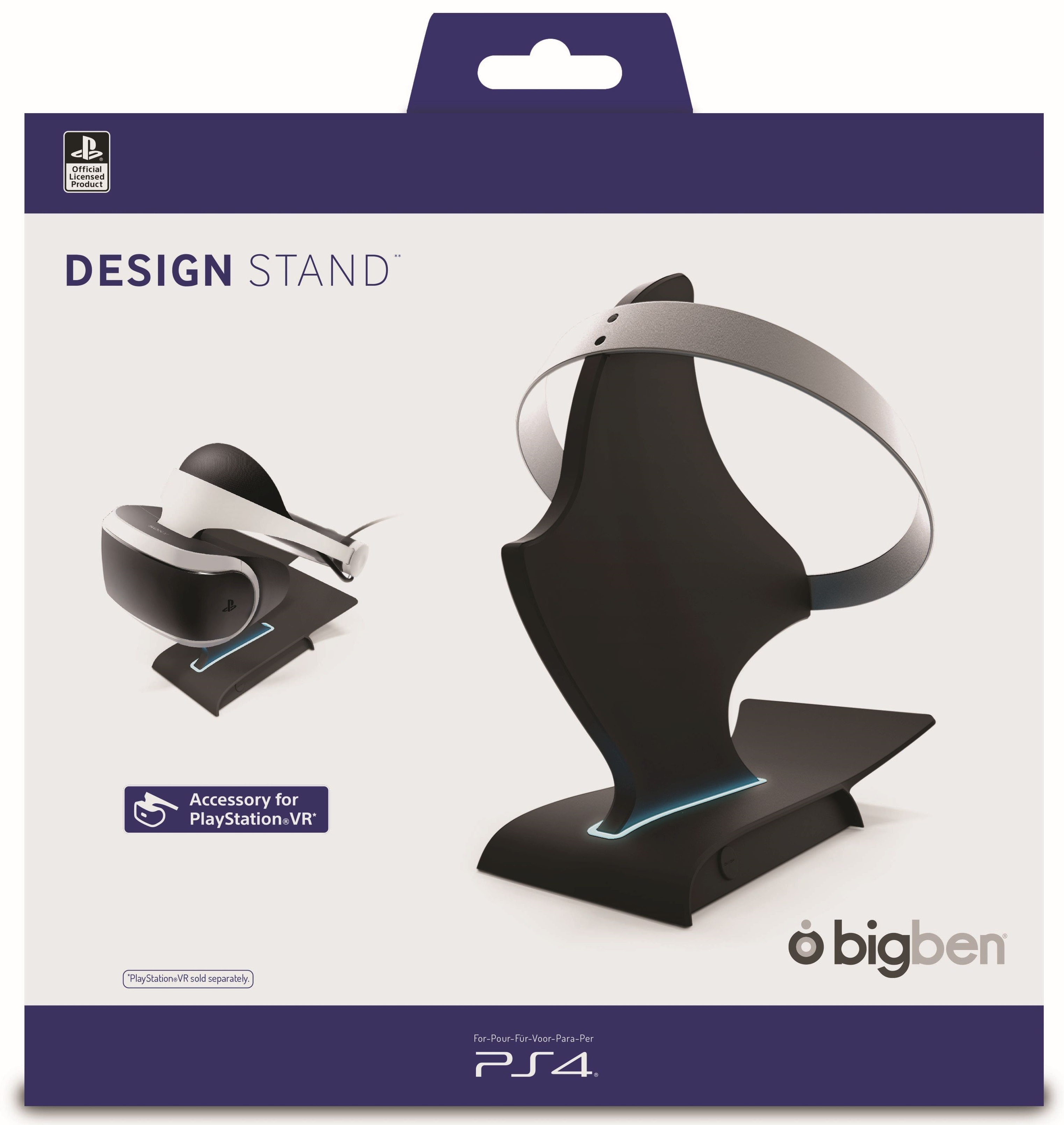 Bild PS4 VR Stand
