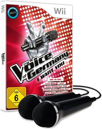The Voice of Germany + 2 Mic - I Want You