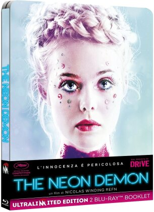 The Neon Demon (2016) (Limited Edition, Steelbook, 2 Blu-rays)