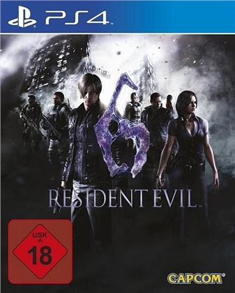 Resident Evil 6 HD (German Edition)