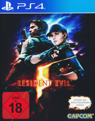 Resident Evil 5 HD (German Edition)
