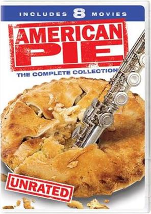American Pie - The Complete Collection (Unrated, 4 DVDs)