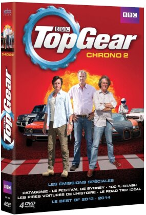 Top Gear - Chrono 2 (BBC, 4 DVDs)