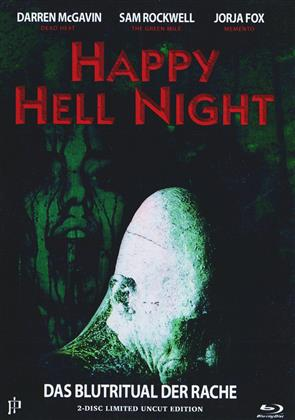 Happy Hell Night (1992) (Cover A, Limited Uncut Edition, Mediabook, Blu-ray + DVD)