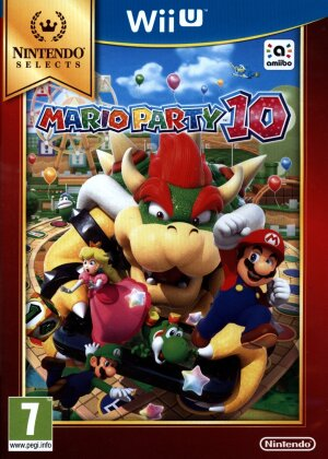 Nintendo Selects - Mario Party 10